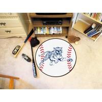 Jackson State University Baseball Rug