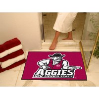 New Mexico State University All-Star Rug