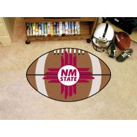 New Mexico State University Football Rug