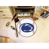 Penn State  Baseball Rug