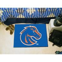 Boise State University Starter Rug