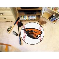 Oregon State University Baseball Rug