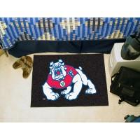 Fresno State Starter Rug