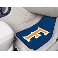 Cal State - Fullerton 2 Piece Front Car Mats