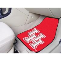 University of Houston 2 Piece Front Car Mats