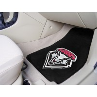 University of New Mexico 2 Piece Front Car Mats