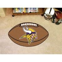 NFL - Minnesota Vikings Football Rug
