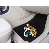 NFL - Jacksonville Jaguars 2 Piece Front Car Mats
