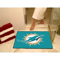 NFL - Miami Dolphins All-Star Rug