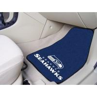 NFL - Seattle Seahawks 2 Piece Front Car Mats