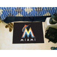 MLB - Miami Marlins Starter Rug
