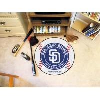 MLB - San Diego Padres Baseball Rug