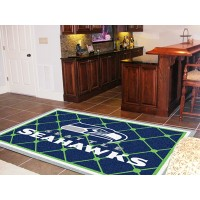 NFL - Seattle Seahawks  5 x 8 Rug