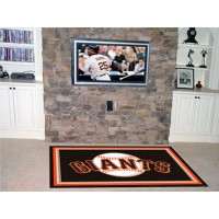 MLB - San Francisco Giants 4 x 6 Rug