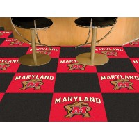University of Maryland Carpet Tiles