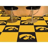 University of Iowa Carpet Tiles
