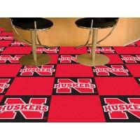 University of Nebraska Carpet Tiles