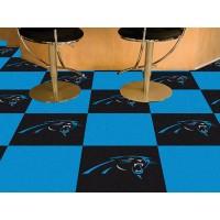 NFL - Carolina Panthers Carpet Tiles