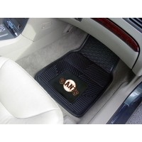 MLB - San Francisco Giants Heavy Duty 2-Piece Vinyl Car Mats