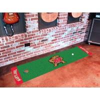 University of Maryland Golf Putting Green Mat