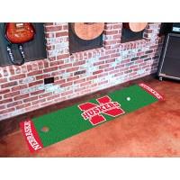 University of Nebraska Golf Putting Green Mat