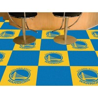 NBA - Golden State Warriors Carpet Tiles