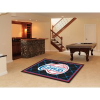NBA - Los Angeles Clippers  5 x 8 Rug