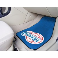 NBA - Los Angeles Clippers 2 Piece Front Car Mats
