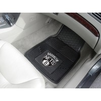 NBA - Brooklyn Nets Heavy Duty Vinyl Car Mats