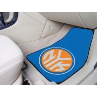 NBA - New York Knicks 2 Piece Front Car Mats