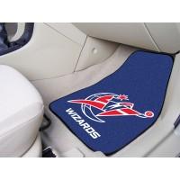 NBA - Washington Wizards 2 Piece Front Car Mats