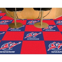 NBA - Washington Wizards Carpet Tiles