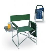 Picnic Time Picnic Chair - Navy