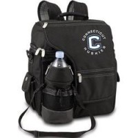 University of Connecticut Turismo Picnic Backpack - Black Embroidered