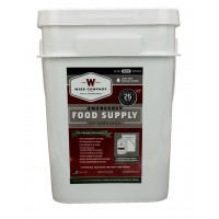 Wise Foods Entrée Only Grab & Go Bucket - 60 Serving