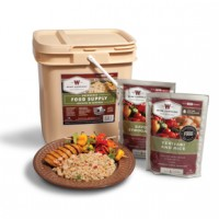 Wise Foods 56 Serving MRE Grab & Go Bucket