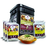 Wise Foods 60 Serving - Entree Only Grab n Go Bucket