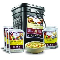 Wise Foods Entrée Only Grab & Go Bucket 120 Serving