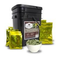 120 Serving Wise Vegetable Buckets  - FSV120