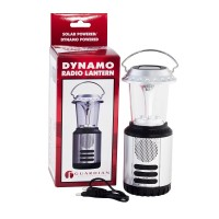 Emergency Dynamo Lantern with Radio