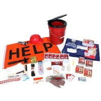 Earthquake Emergency Kit by Guardian Survival