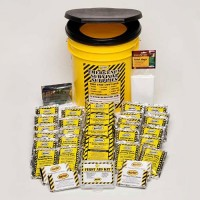 Mayday Economy Emergency Honey Bucket Kit - 4 Person