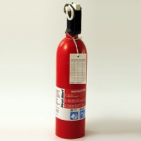 Mayday First Alert 5BC Fire Extinguisher