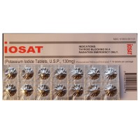 IOSAT - Potasium Iodide Tablets