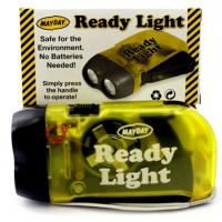 Mayday - Ready Light - Dynamo Flashlight L77HS-CS - Case of 200
