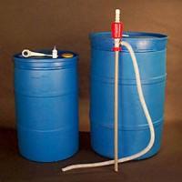 55 Gallon Water Barrel Package