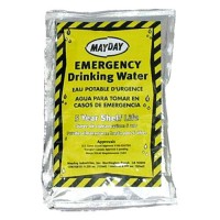 Mayday Pouch Water - Case of 100