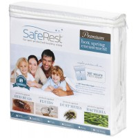 SafeRest Premium Bed Bug Proof Box Spring Encasement