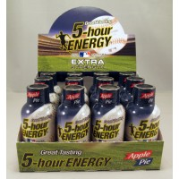 5-Hour Energy Extra Strength - Apple Pie (12) Sugar Free