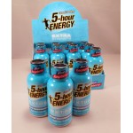 5 Hour Energy Blue Raspberry Extra Strength 5-hour ENERGY Shot (Samples) - NEW